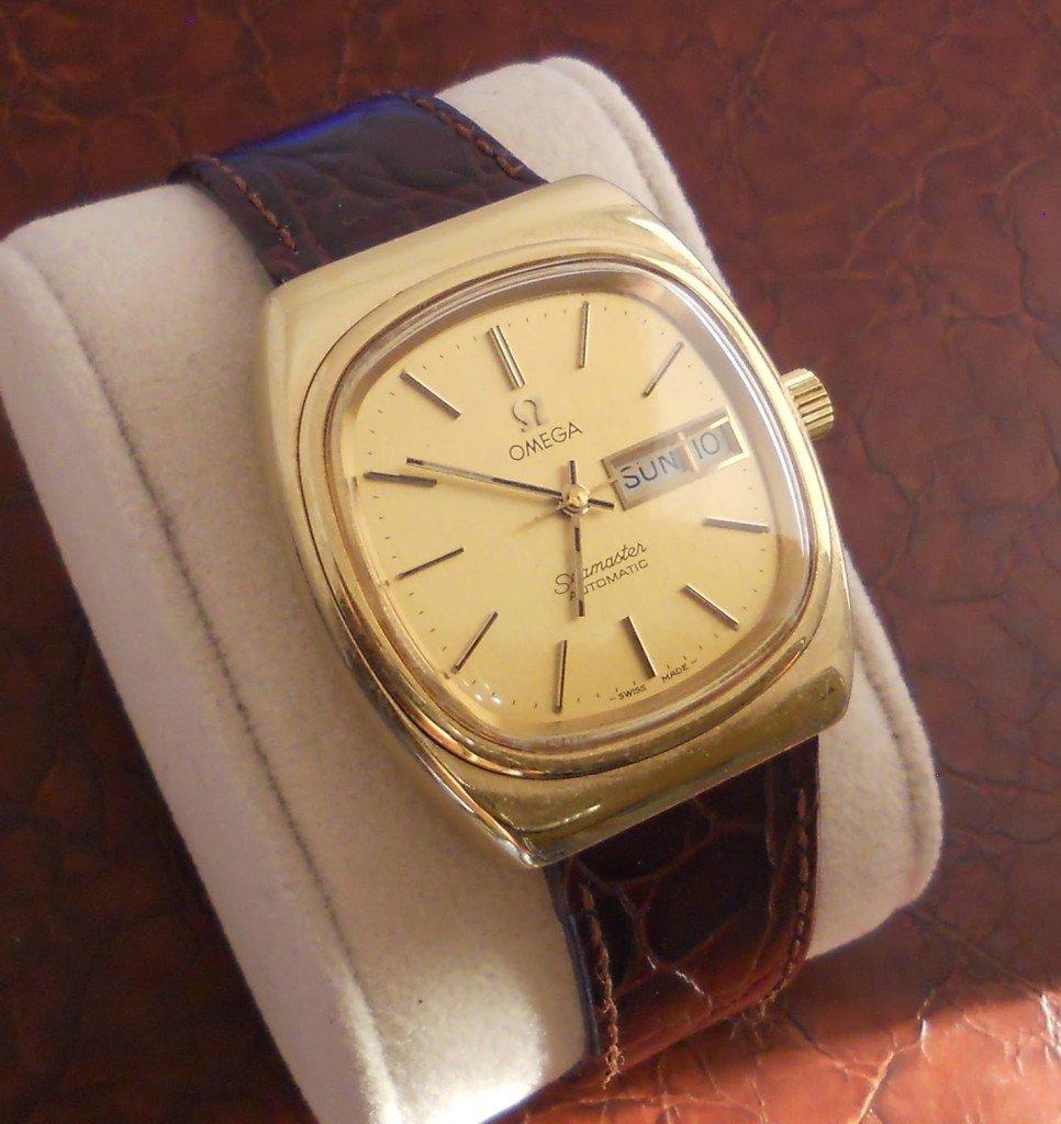 Omega Seamaster ST 166.0211