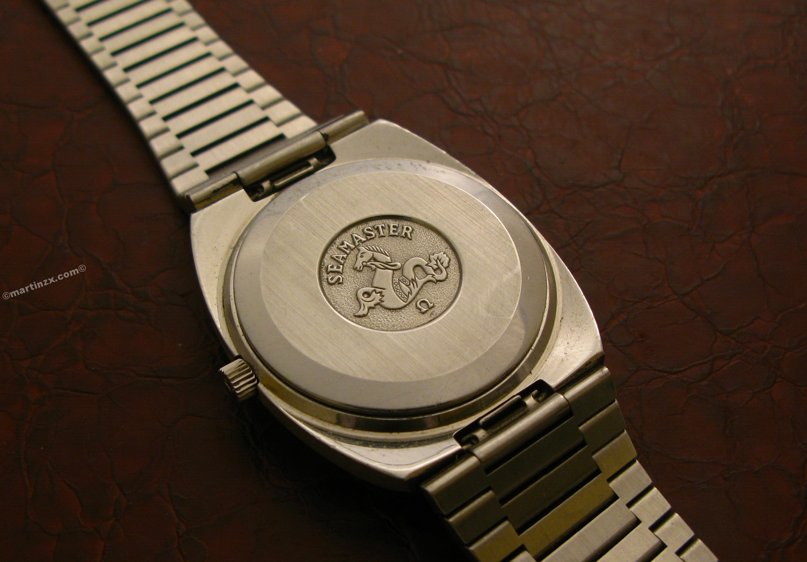 Omega Seamaster ST366 048 - Vintage Watches - The Watch Forum