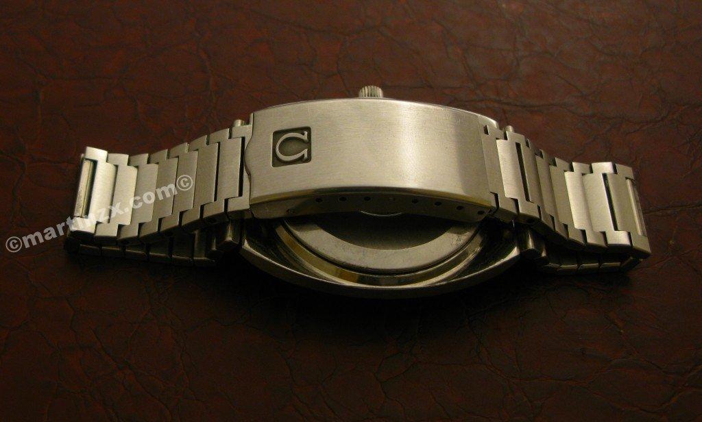 Omega ST 366.0848 Seamaster