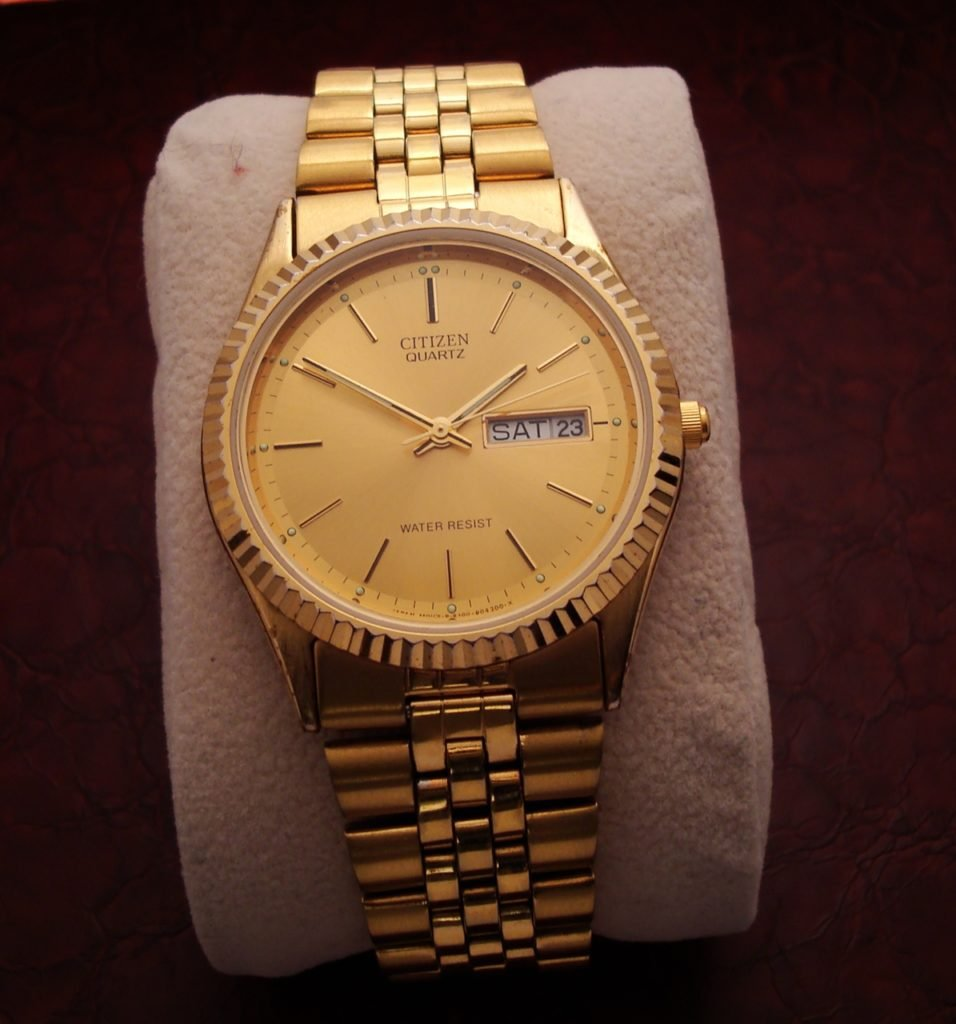 citizen 6100 dress watch collecting vintage watches