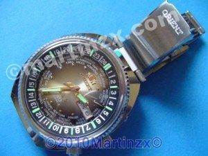 Vintage Orient Watches